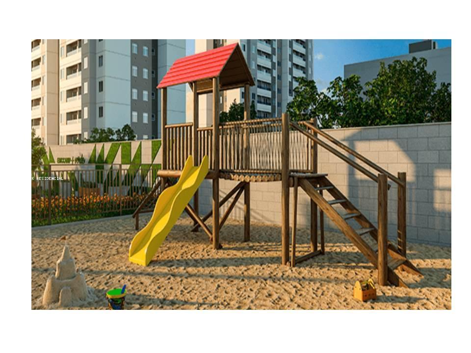 Apartamento para Venda em Nova Iguaçu, Moqueta, 2 dormitórios, 1 banheiro, 1 vaga