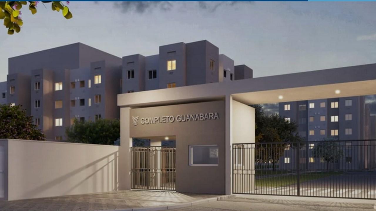 Apartamento para Venda em São Gonçalo, Neves (Neves), 2 dormitórios, 1 banheiro